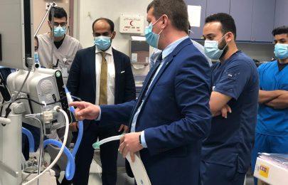 Practical Demonstration of UVENT-A-S Ventilator
