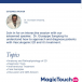 Training about MagicTouch ED by Prof. Sangiorg. Live session Friday 22nd October (6:00-8.00, KSA time zone) & (5.00:7:00 Egypt time zone)